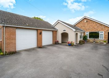 Thumbnail 5 bed detached bungalow for sale in Stow Road, Sturton By Stow, Lincoln