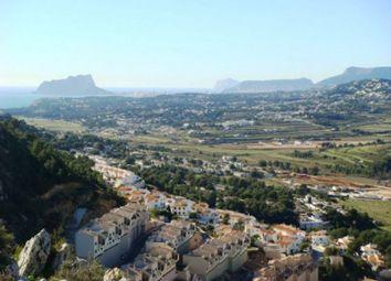 Thumbnail Land for sale in Benitachell (Inc Cumbre), Alicante, Costa Blanca. Spain