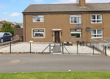Thumbnail 2 bed flat for sale in Brunton Place, New Cumnock