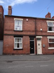 Thumbnail 2 bedroom terraced house to rent in Wellington Street, Nottingham