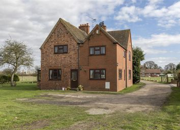 Thumbnail 4 bed detached house for sale in Stoneleigh Road, Baginton, Coventry