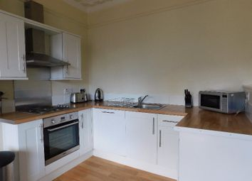 Thumbnail 3 bed flat to rent in Barnton Street, Stirling Town, Stirling