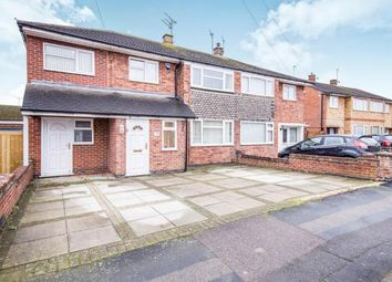 Thumbnail 4 bed semi-detached house for sale in Dalby Avenue, Birstall, Leicester, Leicestershire