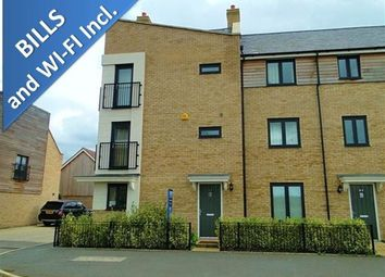 Thumbnail Room to rent in Chieftain Way, Cambridge