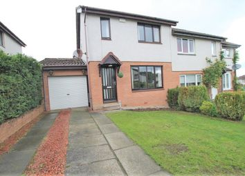 Thumbnail 3 bed semi-detached house for sale in Westend Court, Law, Carluke