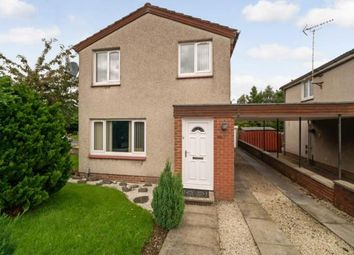 Thumbnail 3 bed detached house for sale in Dalreoch Avenue, Swinton, Glasgow, Lanarkshire