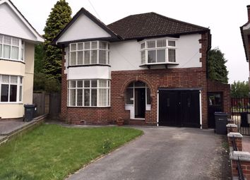Thumbnail 4 bed detached house to rent in Boldmere Drive, Sutton Coldfield
