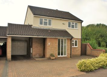Thumbnail 4 bedroom detached house to rent in Fallowfield, Orton Wistow, Peterborough