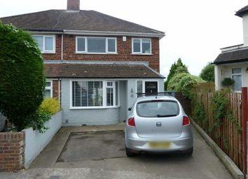 Thumbnail 3 bed semi-detached house for sale in Millbrook Avenue, Brislington, Bristol