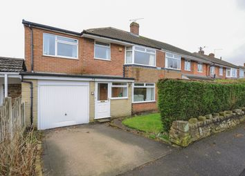 Thumbnail 4 bed semi-detached house for sale in Salisbury Avenue, Dronfield