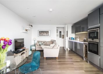 Thumbnail 2 bedroom flat for sale in Copperlight Apartments, 16 Buckhold Road, London