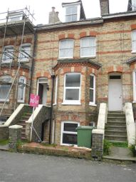 Thumbnail 2 bed maisonette to rent in Coolinge Road, Folkestone