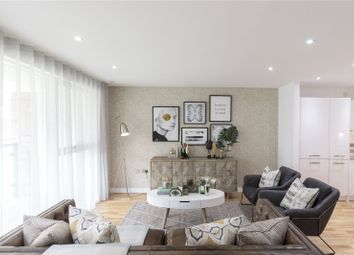 Thumbnail 2 bed flat for sale in Tabernacle Gardens, London