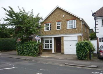 Thumbnail 4 bed detached house to rent in Woodside, Wimbledon, London