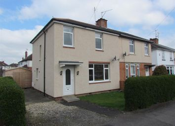 Thumbnail 3 bed semi-detached house for sale in Sharpe Road, Worcester