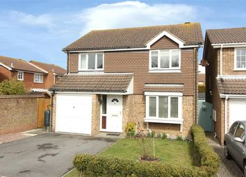 Thumbnail 4 bed detached house for sale in Cromwell Park Place, Cheriton, Folkestone
