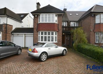 Thumbnail 4 bed semi-detached house to rent in High Street, North Finchley