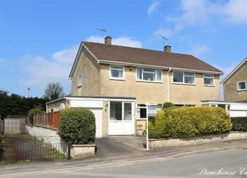 Thumbnail 3 bed semi-detached house for sale in Stonehouse Close, Combe Down, Bath