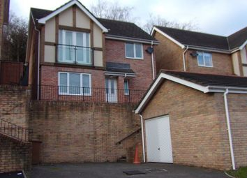 Thumbnail 4 bed property to rent in Woodside Walk, Wattsville, Cross Keys, Newport