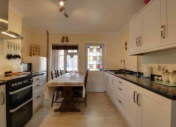 Thumbnail 2 bed terraced house for sale in Kingston Avenue, Grantham