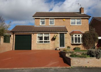 Thumbnail 4 bedroom detached house for sale in Far Moor Close, Harlington, Doncaster
