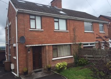 Thumbnail 3 bedroom semi-detached house to rent in Beechill Park East, Belfast