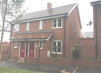 Thumbnail 2 bed property to rent in Maple Road, Shaftesbury