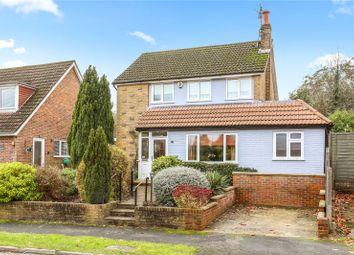 Thumbnail 4 bed detached house for sale in Ridgeway Drive, Dorking, Surrey
