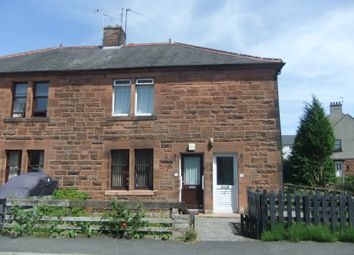 Thumbnail 1 bed flat for sale in Ballater Avenue, Dumfries