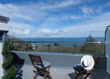 Thumbnail 3 bed flat for sale in St. Ives Road, Carbis Bay, St. Ives