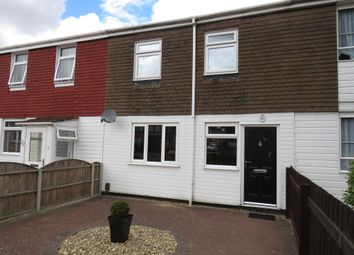 Thumbnail 3 bed terraced house for sale in Hamble, Tamworth
