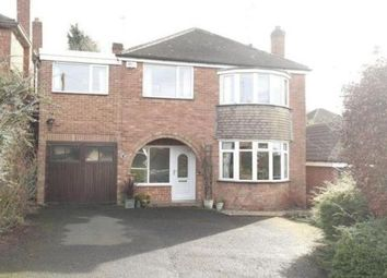 Thumbnail 4 bed property to rent in Calthorpe Close, Park Hall, Walsall