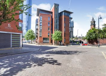 Thumbnail 2 bed flat to rent in Deansgate Quay, Manchester