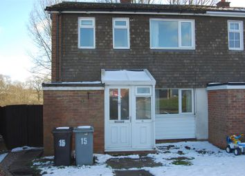 Thumbnail 3 bed terraced house to rent in Cringleway, Great Ponton, Grantham