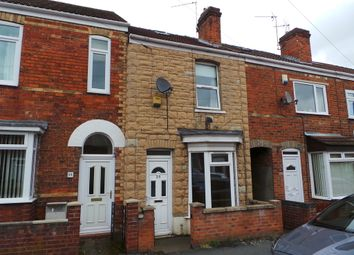 Thumbnail 2 bed terraced house to rent in Melrose Road, Gainsborough