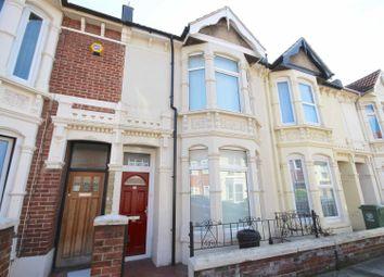 Thumbnail 5 bed terraced house to rent in Bramshott Road, Southsea