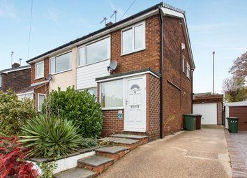 Thumbnail 3 bed semi-detached house to rent in Dulverton Rise, Pontefract