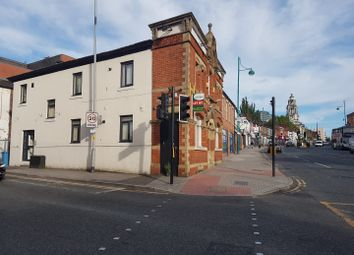 Thumbnail 2 bed flat to rent in Wellington Street, Stockport, Cheshire