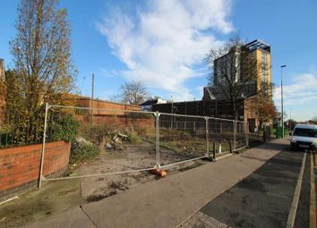 Thumbnail Land for sale in Wellington Road, Eccles, Manchester