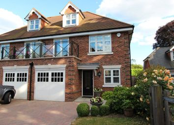3 bed town house for sale in Miller Smith Close, Tadworth KT20