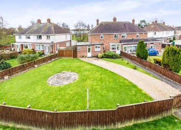 Thumbnail 3 bed semi-detached house for sale in Spirewic Avenue, Skegness