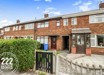 Thumbnail 2 bed terraced house to rent in Bentham Avenue, Warrington