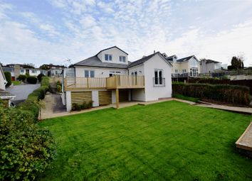 Thumbnail 5 bedroom detached house for sale in Nore Road, Portishead, Bristol