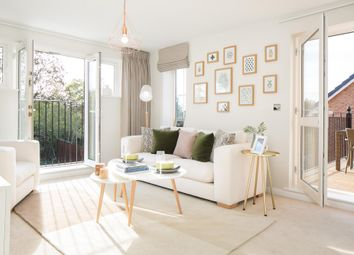 "Thumbnail 3 bed semi-detached house for sale in ""Morley"" at Captains Parade, East Cowes"