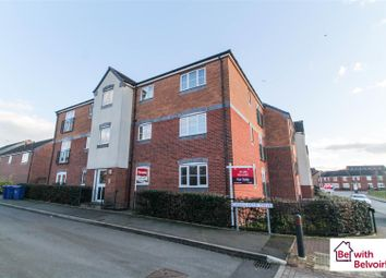 Thumbnail 2 bed flat for sale in Capercaillie Drive, Cannock