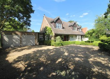 Thumbnail 4 bedroom detached house for sale in West Street, Helpston, Peterborough