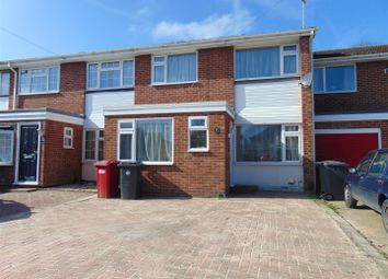 Thumbnail 4 bed terraced house to rent in Warner Close, Cippenham, Slough