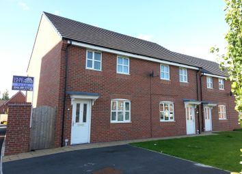 Thumbnail 3 bed semi-detached house to rent in Davy Road, Abram, Wigan