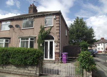 Thumbnail 3 bed semi-detached house to rent in Stand Park Road, Childwall, Liverpool