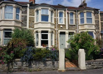 Thumbnail 3 bed terraced house for sale in Haverstock Road, Bristol